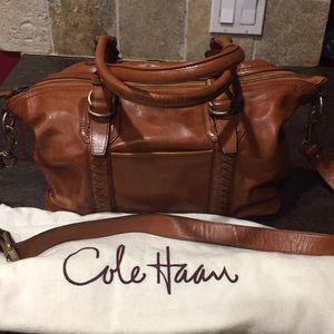 Cole Haan handbag and wallet